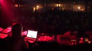 Syntheme at Bomb O Matic 04-07-09 excerpt 03