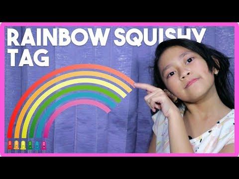 RAINBOW SQUISHY TAG INDONESIA