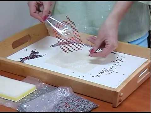 Трафаретная печать на картоне своими руками 27