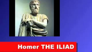 Homer: The Iliad
