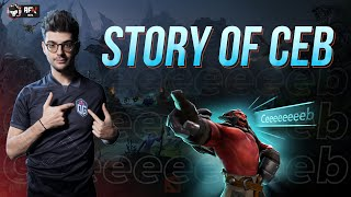 The Story of OG Ceb: a Two-Time TI Champion
