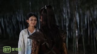 [BTS] Zhao Li Ying & William Chan - Last Conversation Cut