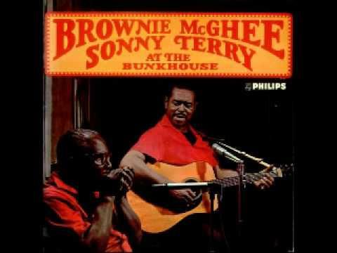 I've Got To Look Under Your Hood - Sonny Terry&Brownie Mcghee
