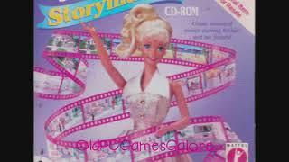 Barbie Storymaker Soundtrack- Hip Hop Music