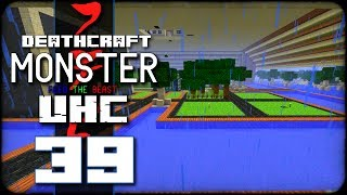 DeathCraft Monster UHC SMP - S2 Ep 39 - Outside In!