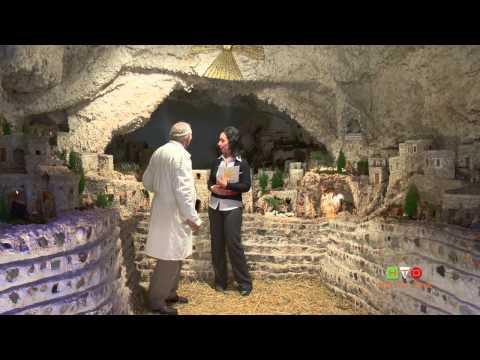 Presepe Netturbini AMA - Intervista al Sig. Giuseppe Ianni - PART 1 of 2 - www.HTO.tv
