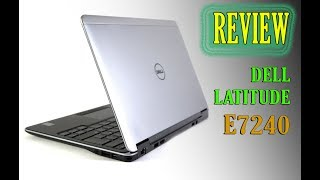 LAPTOP MỸ Review Laptop Dell Latitude E7240