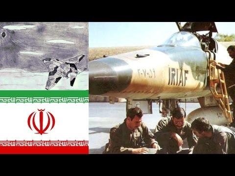 UFO Sighting with Strange Luminous Objects in Tehran, Iran (1976) - FindingUFO