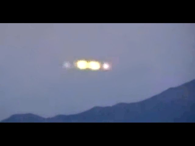 BREAKING! one of the best UFO sighting, this time in Argentina - OVNI