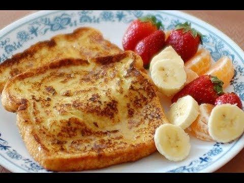 Французские тосты рецепты