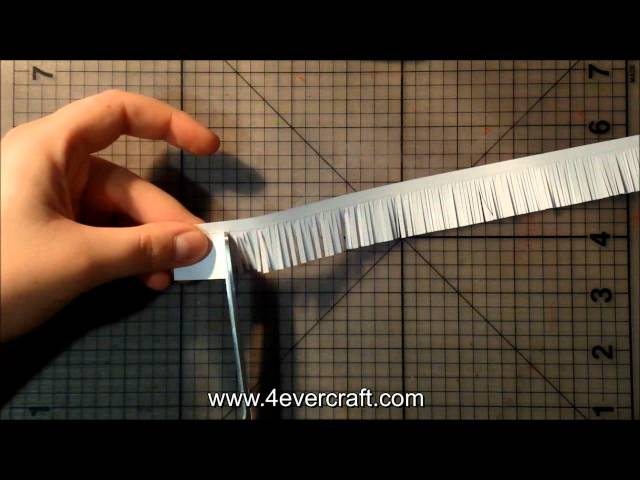 Мастер-класс: Ромашка в технике квиллинг