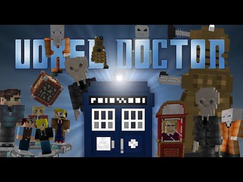 VOXEL DOCTOR Mod Showcase v2.0