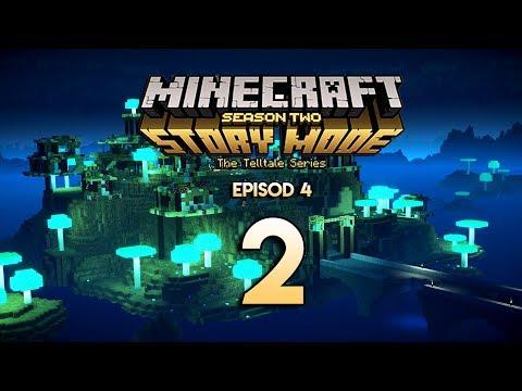'Aiman Tino Dapat PiALA!' (Minecraft Malaysia) - Minecraft Story Mode Season 2   Episode 4   Part 2