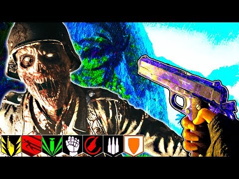 """DLC 1 ZOMBIES """"THE DARKEST SHORE"""" GAMEPLAY OFFICIAL TRAILER 
