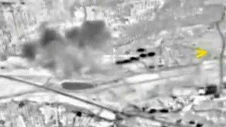 "Rusya: ""IŞİD'e ait 6 hedef vuruldu"""