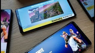 How to Download FortNite Lite On Android | apk+data | Gameplay