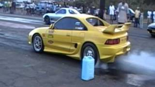 Video of the Week: Toyota MR2 vs. V8 Mustang