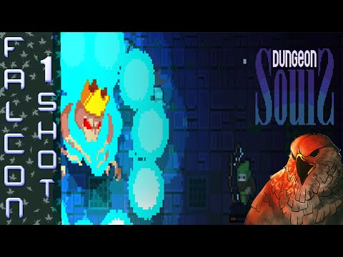 Falcon 1 Shot ★ Let's Play Dungeon Souls - Gameplay Review