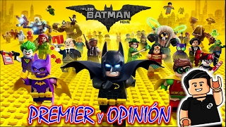 🔴 Lego Batman Movie PESIMA O FABULOSA Review SIN SPOILERS
