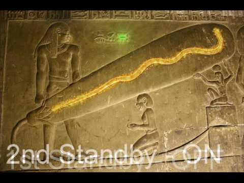 Egyptian anomalies: New Discovery in Dendera 2016