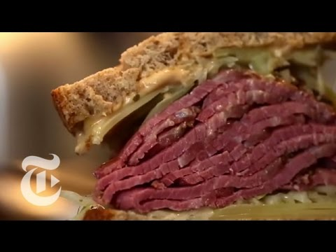 Berlin's New Pastrami Star | The New York Times