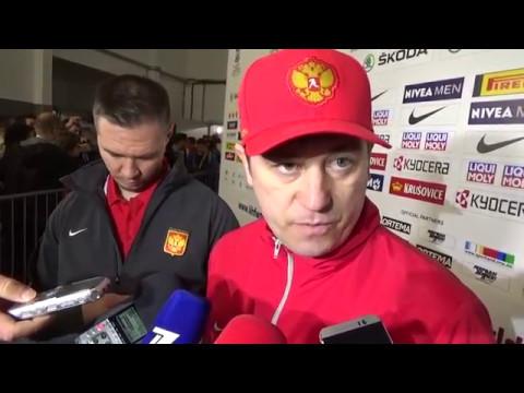 Латвия сняла лидеров с матча против России? Мы об этом не знаем (интервью Давыдова)