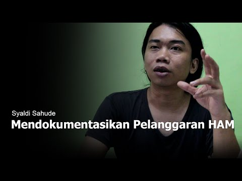 Mendokumentasikan Pelanggaran Ham video