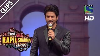 King Khan takes on the Hysterical Sharma - The Kapil Sharma Show - Episode 1 - 23rd April 2016