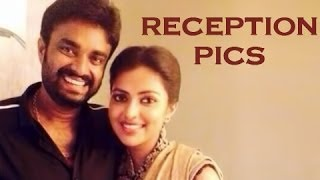 Amala Paul Wedding Reception Pics