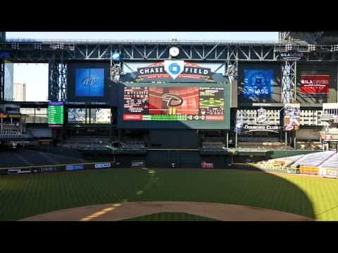 Chase Field 2011 upgrades