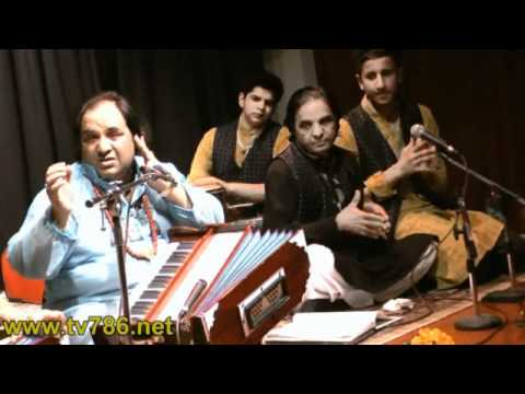 London Haji Ameer Khan Qawwal Punjabi Qawwali ( Khan Brothers Qawwal ) video