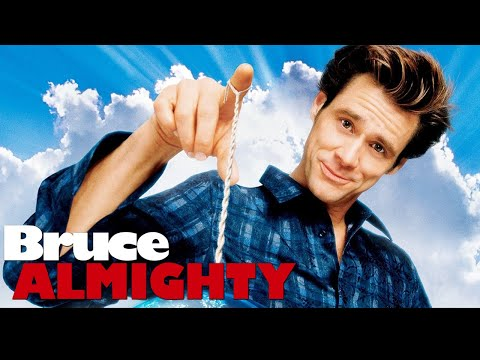 Bruce Almighty (Jim Carrey/Jennifer Aniston)