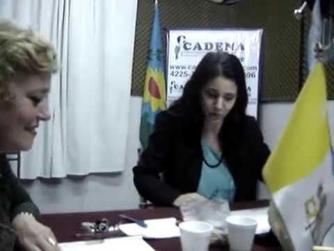 Mormones SUD. Entrevistan matrimonio en radio de Argentina.parte 2