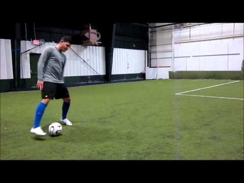 Mercurial Vapor VIII Free Kicks and Play Testing
