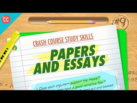 Essay course