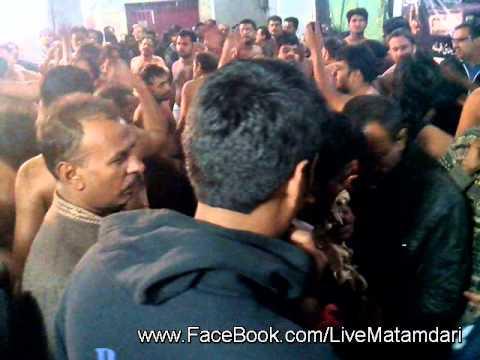 Parh Nad-e-ali, Zainab (s.a) Akhey, Meri Kar Baba (a.s) Imadad Aye.....katri Bawa video