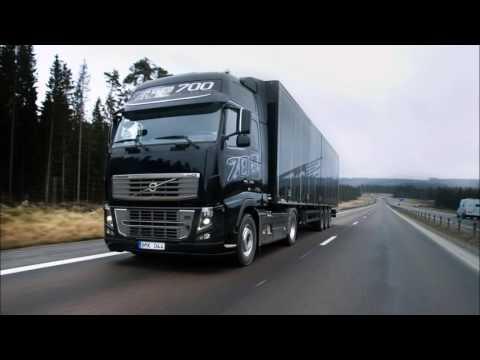 Toque para celular - Caminhão Volvo FH16