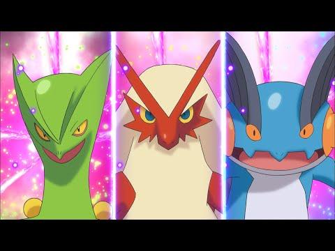 Anime-trailer Zu Pokémon Omega Rubin Und Pokémon Alpha Saphir video