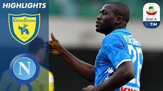Chievo 1-3 Napoli | Napoli win to delay Juve title celebrations and send Chievo down! | Serie A