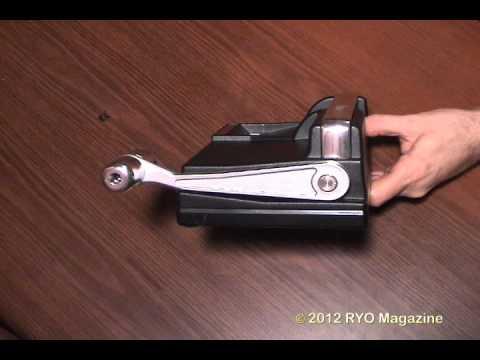Powermatic 1 Manual Cigarette Injector