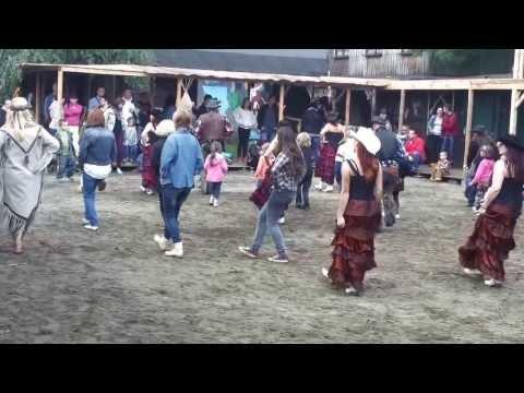 Dallas Country Luboń- Nauka Tańca- ( 2013r. Zakończenie Lata).