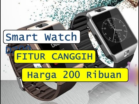 DZ09 smartwatch murah keren berkualitas terbaik dibawah 1 juta