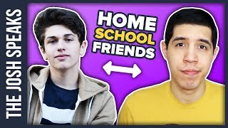 How To Make Friends When You're Homeschooled