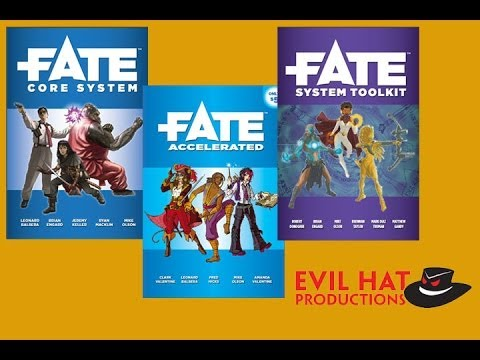 Game Geeks #221 Fate Core System and more by Evil Hat