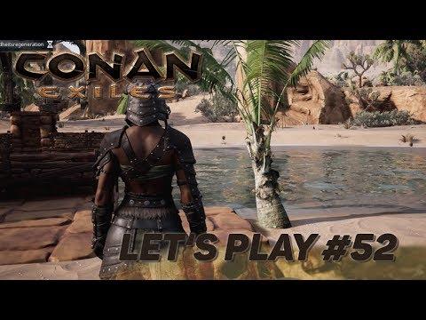 Conan Exiles ⚔️ LETS PLAY 52 | Nur die Harten haben 'nen Garten