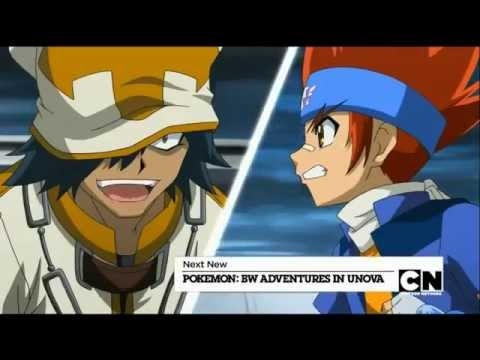 Beyblade Metal Fury Episode 42 Guided Fate
