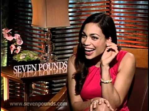 Seven Pounds - Exclusive: Rosario Dawson Interview