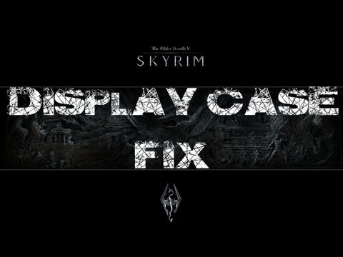 DISPLAY CASE FIX! - Skyrim: Hearthfire Mod Spotlight