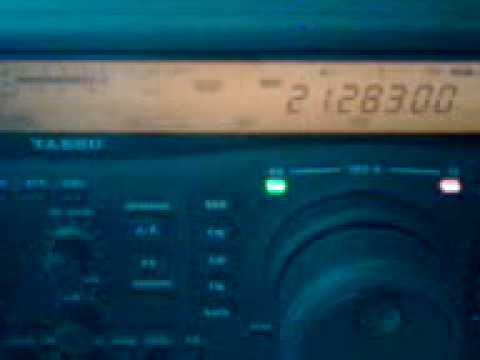 CT4GD calling cq Africa - strong and super audio on 15 M