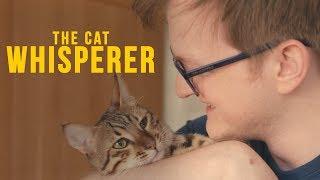 Grian: The Cat Whisperer